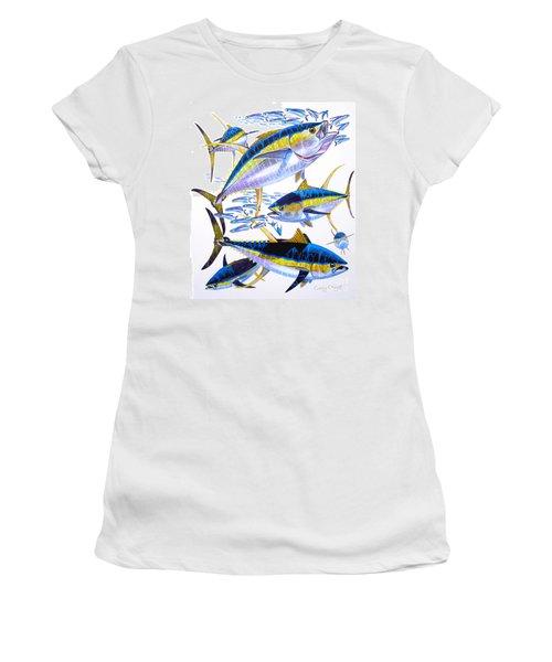 Yellowfin Run Women's T-Shirt