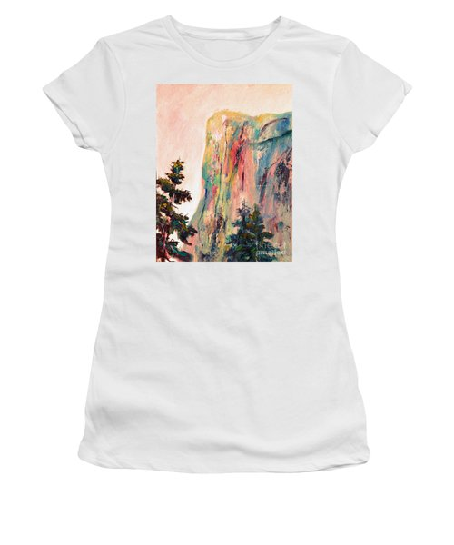 Yosemite El Capitan Women's T-Shirt