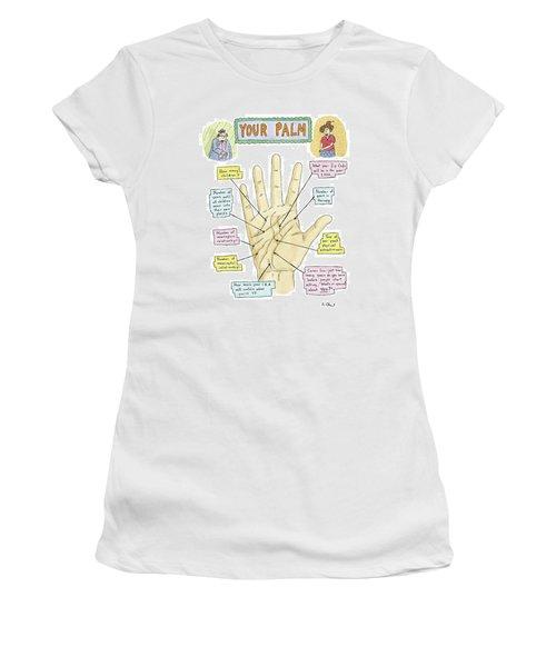 Your Palm Women's T-Shirt