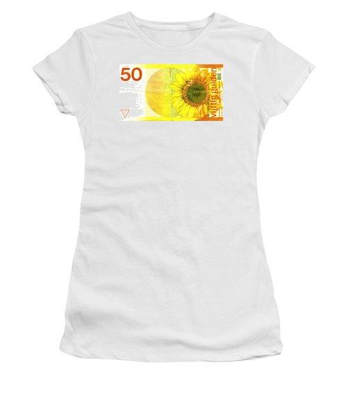 Zonnebloem Women's T-Shirt (Athletic Fit)