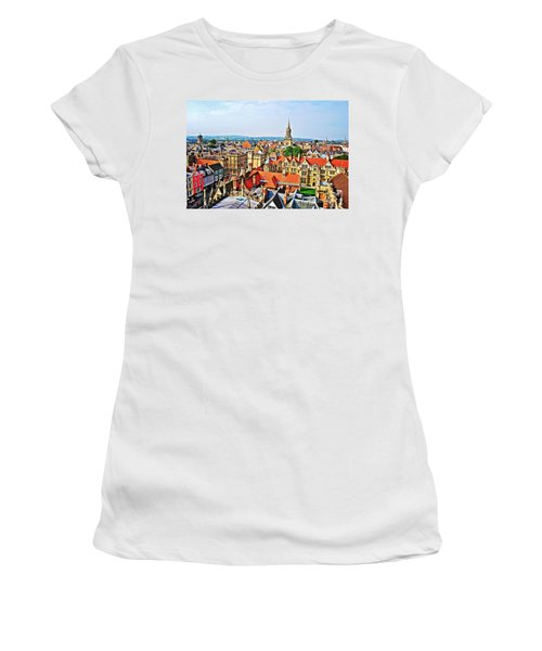 Oxford Cityscape Women's T-Shirt