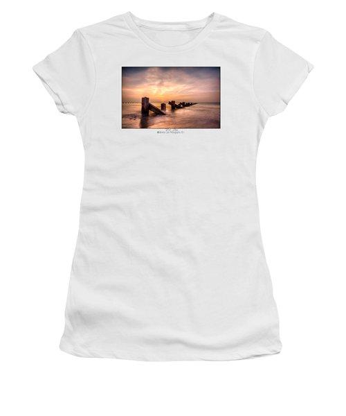 Rich Skies - Abermaw Women's T-Shirt (Athletic Fit)