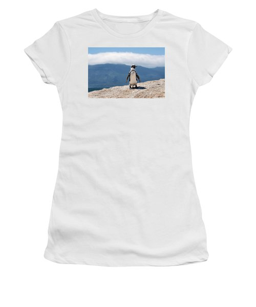African Penguin Women's T-Shirt
