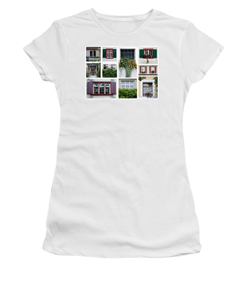 Swiss Windows Women's T-Shirt
