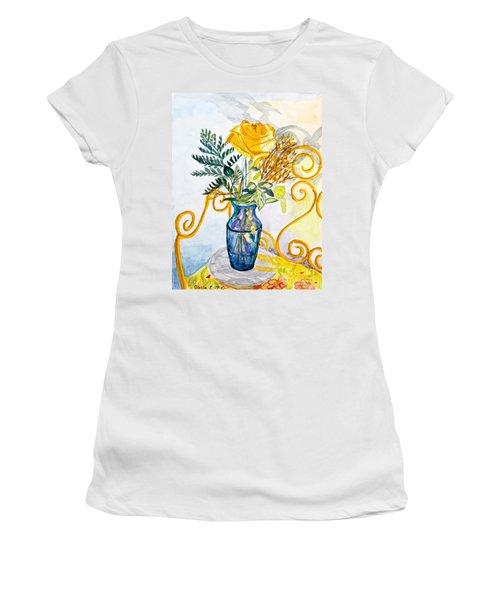The Blue Vase Women's T-Shirt (Athletic Fit)