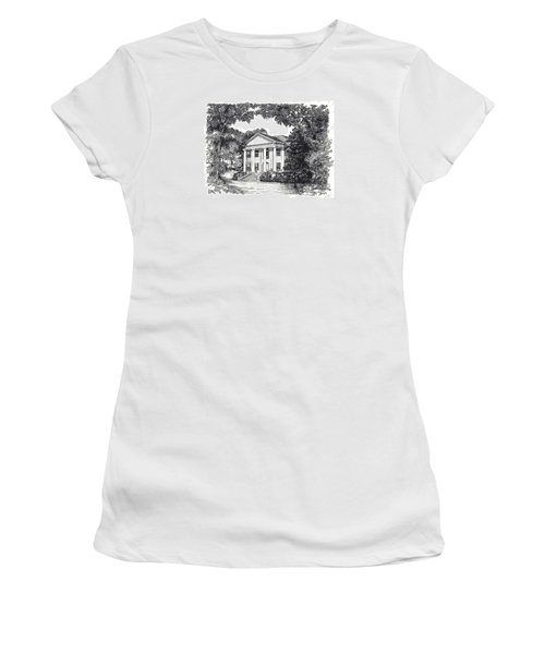 The Grove Tallahassee Florida Women's T-Shirt (Athletic Fit)