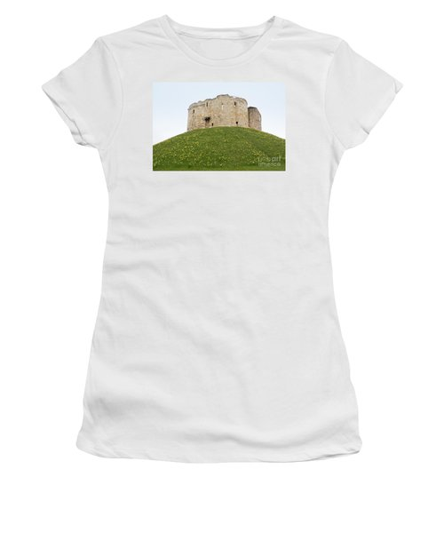 Scenes From The City Of York  Women's T-Shirt (Athletic Fit)
