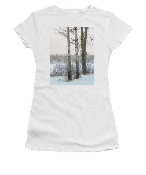 3 Standing Tall Women's T-Shirt