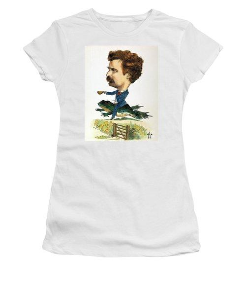 Samuel Langhorne Clemens Women's T-Shirt
