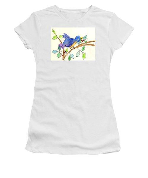 A Bird Women's T-Shirt