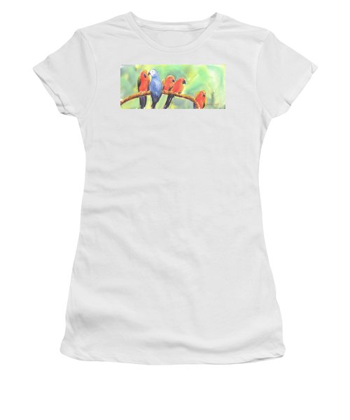 A New Slant On Life Women's T-Shirt
