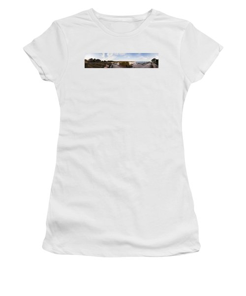Access To The Beach Of Es Trenc Women's T-Shirt