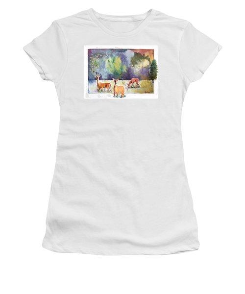 Alert Women's T-Shirt (Athletic Fit)