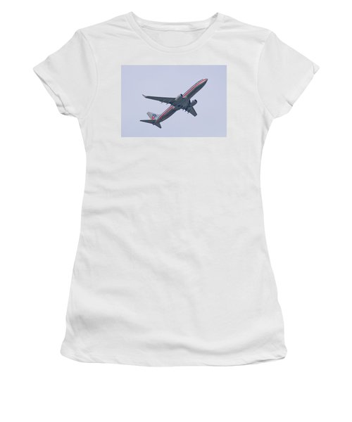 American Airlines Women's T-Shirt (Athletic Fit)