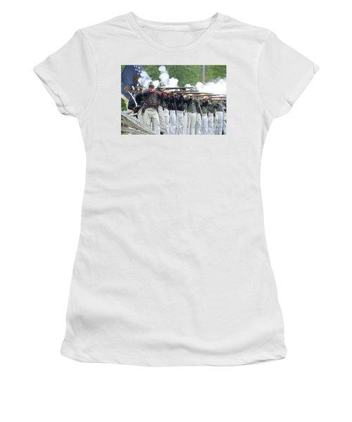 American Firing Line Women's T-Shirt (Athletic Fit)