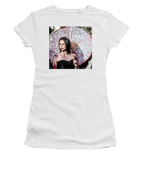 An Asian Zombie Women's T-Shirt