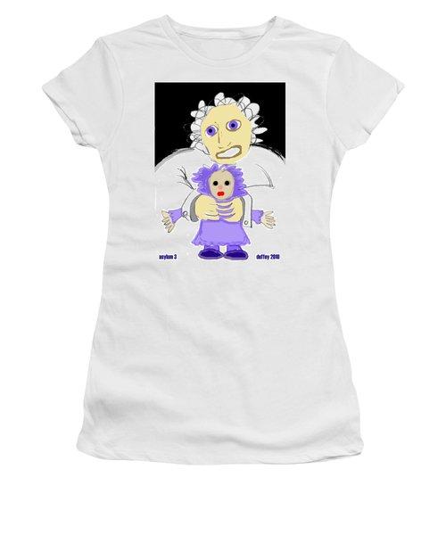 Asylum 3 Women's T-Shirt
