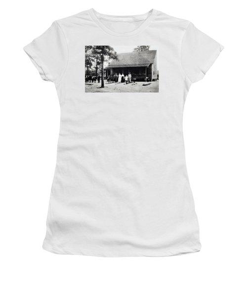 At Home  Women's T-Shirt