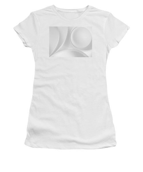Ball And Curves 08 Women's T-Shirt