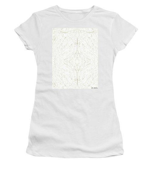 Barely There Women's T-Shirt (Athletic Fit)