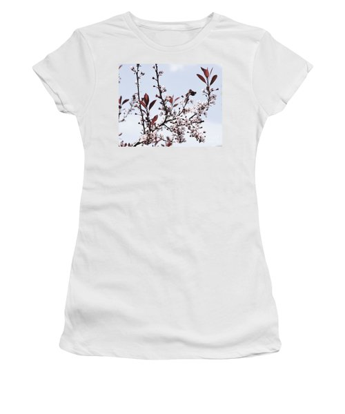 Blossoms In Time Women's T-Shirt