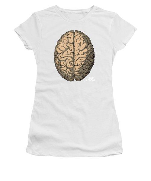Brain Women's T-Shirt