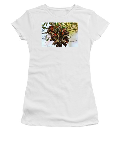 Butterfly Bouquet Women's T-Shirt