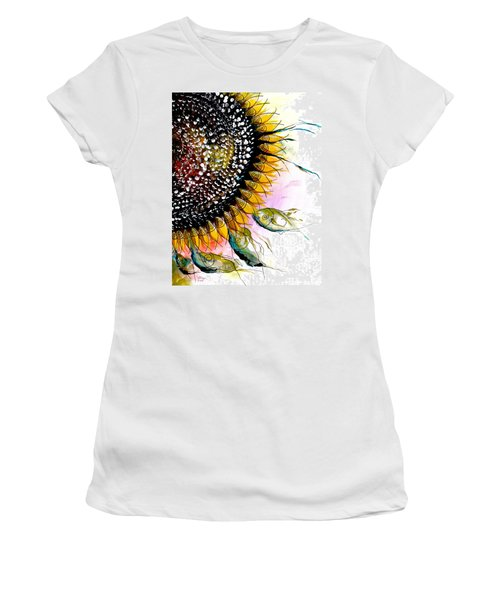California Sunflower Women's T-Shirt