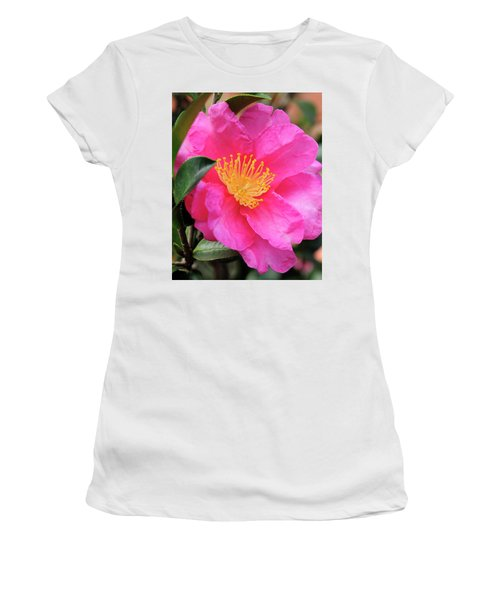 Camillia Women's T-Shirt (Athletic Fit)