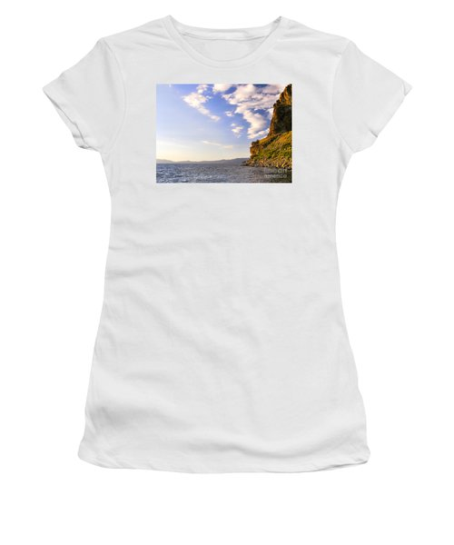 Cave Rock - Lake Tahoe Women's T-Shirt