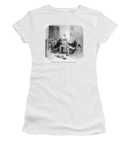 Charles Bradlaugh Women's T-Shirt