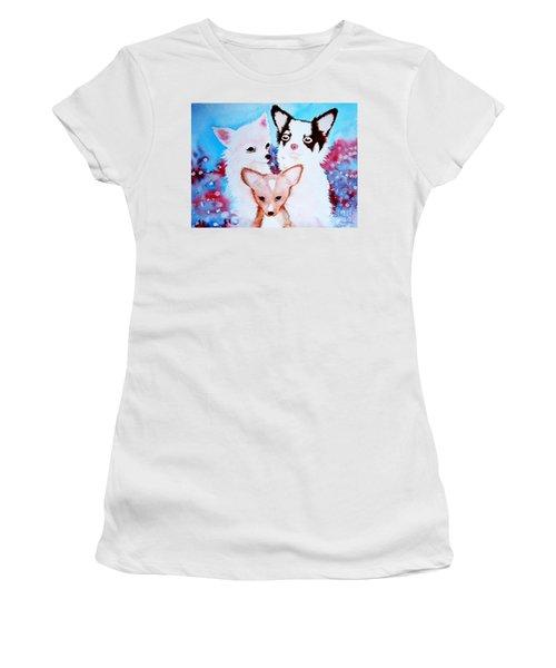Chihuahuas Women's T-Shirt