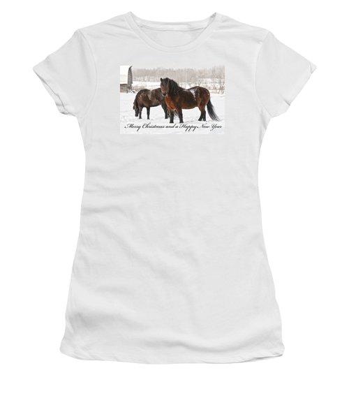 Christmas 8 Women's T-Shirt