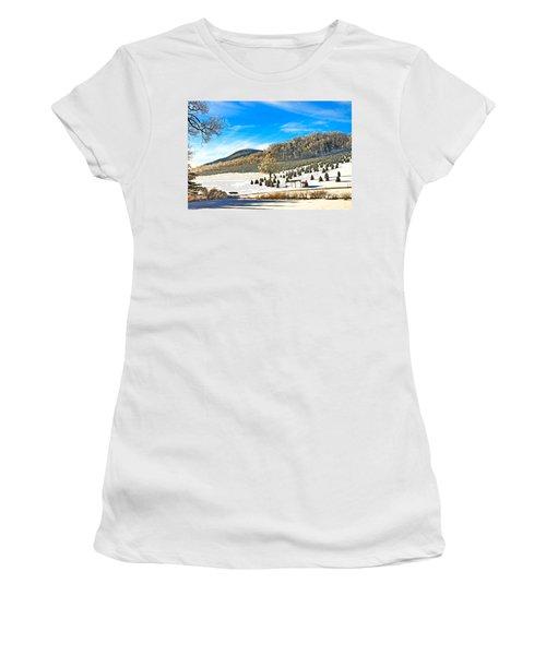 Christmas Tree Farm Women's T-Shirt