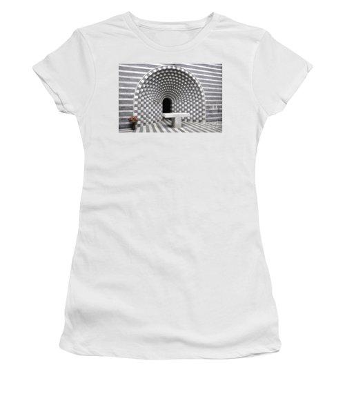 Church Chapel Women's T-Shirt (Athletic Fit)