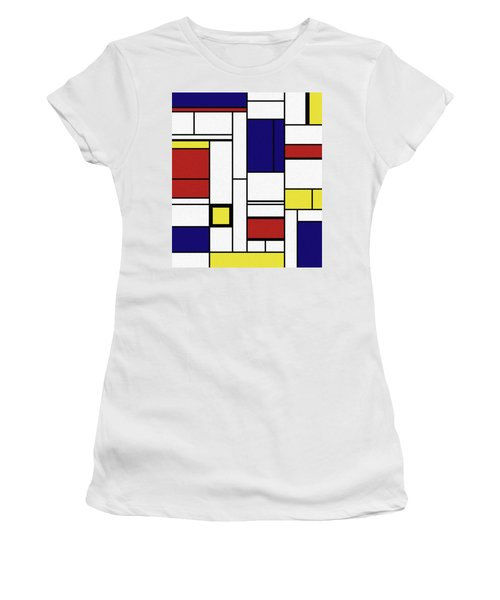 Cognition  Women's T-Shirt (Athletic Fit)