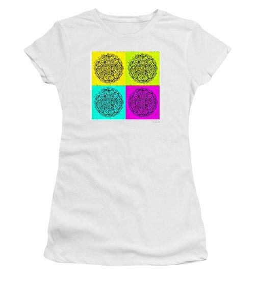 Colored Oreos Women's T-Shirt