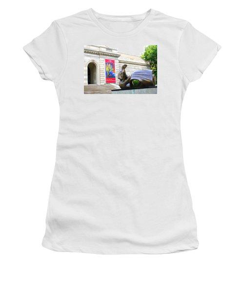 Columbus Museum Of Art Women's T-Shirt (Athletic Fit)