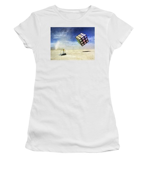 Command Module Women's T-Shirt