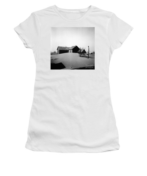 Dust Bowl Farm Women's T-Shirt