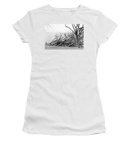 Dust Storm Damage, 1931 Women's T-Shirt