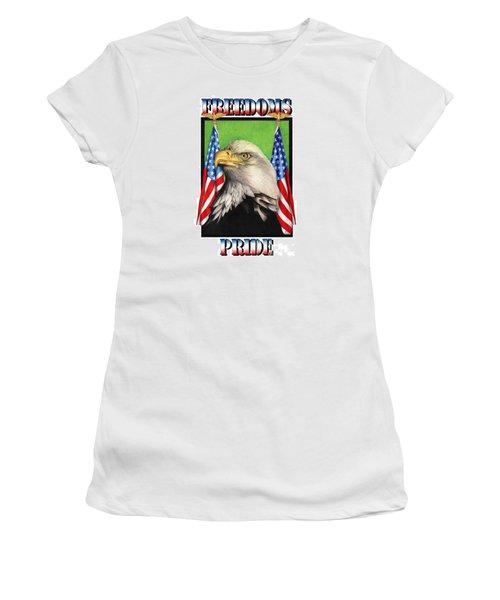 Freedoms Pride Women's T-Shirt