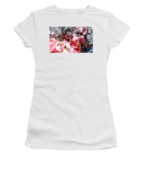Frozen Tremors Women's T-Shirt
