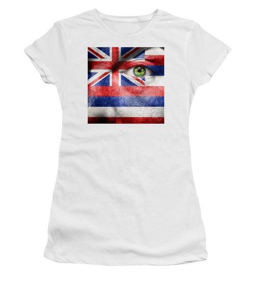 Go Hawaii Women's T-Shirt