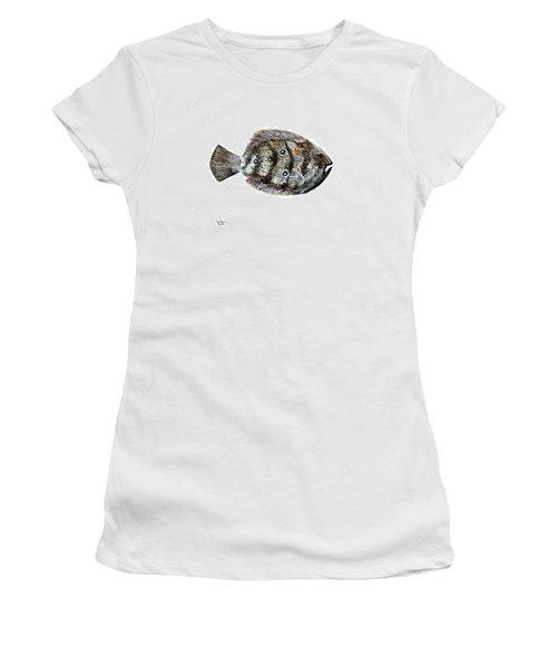 Gulf Flounder Women's T-Shirt