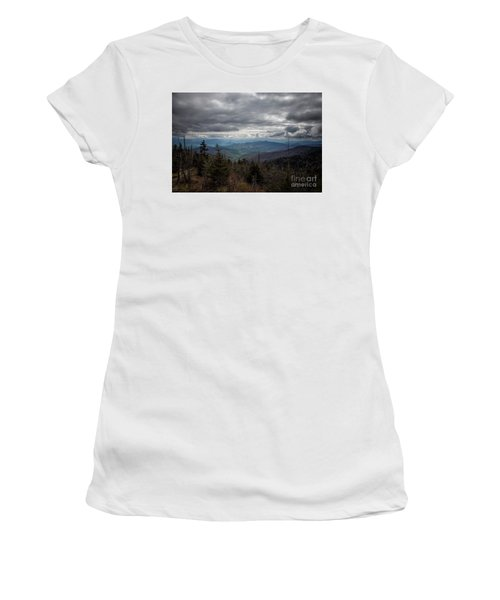I Can See For Miles Women's T-Shirt (Athletic Fit)