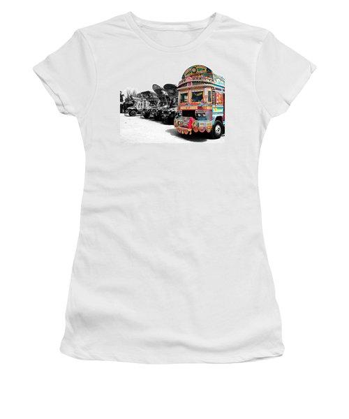Indian Truck Women's T-Shirt