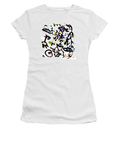 Inner Child Women's T-Shirt (Athletic Fit)