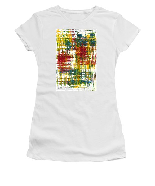 Inside My Garden 161.110411 Women's T-Shirt (Athletic Fit)
