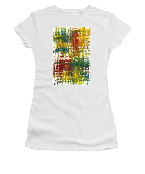Inside My Garden II 162.110411  Women's T-Shirt (Athletic Fit)
